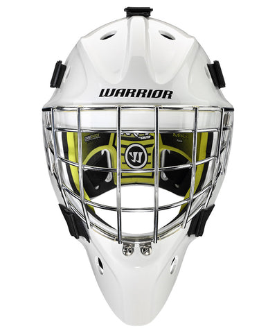 WARRIOR RITUAL F1 JUNIOR GOALIE MASK