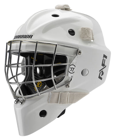 WARRIOR RITUAL F1+ JUNIOR GOALIE MASK
