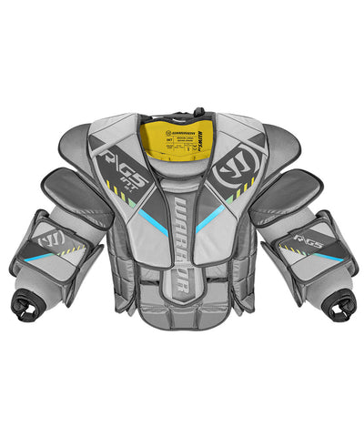WARRIOR RITUAL G5 INTERMEDIATE GOALIE CHEST PROTECTOR