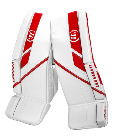 WARRIOR RITUAL G5 INTERMEDIATE GOALIE PADS