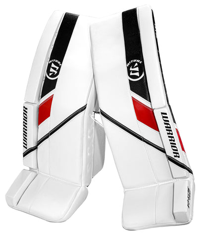WARRIOR RITUAL G5 PRO SENIOR GOALIE PADS