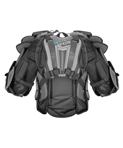 WARRIOR RITUAL G5 PRO+ SENIOR GOALIE CHEST PROTECTOR