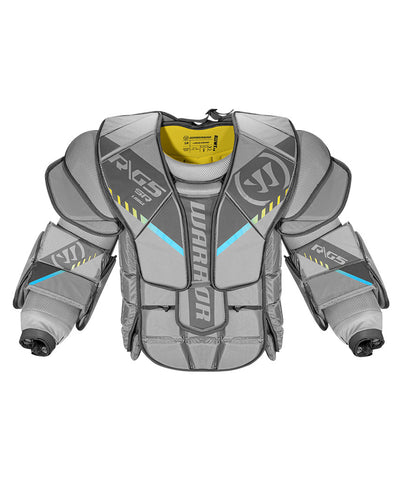 WARRIOR RITUAL G5 SENIOR GOALIE CHEST PROTECTOR