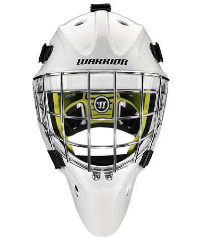 WARRIOR RITUAL R/F1 SENIOR GOALIE MASK