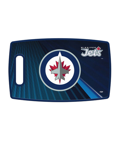 WINNIPEG JETS CUTTING BOARD