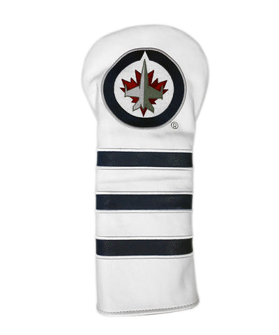 WINNIPEG JETS DRIVER GOLF HEADCOVER