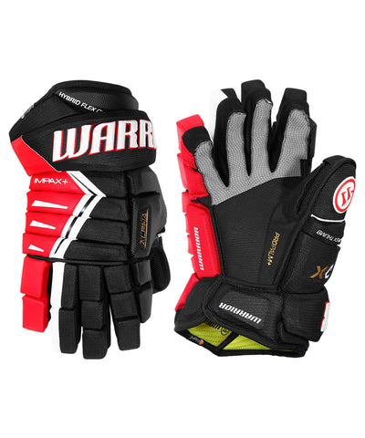 WARRIOR ALPHA DX SR HOCKEY GLOVES