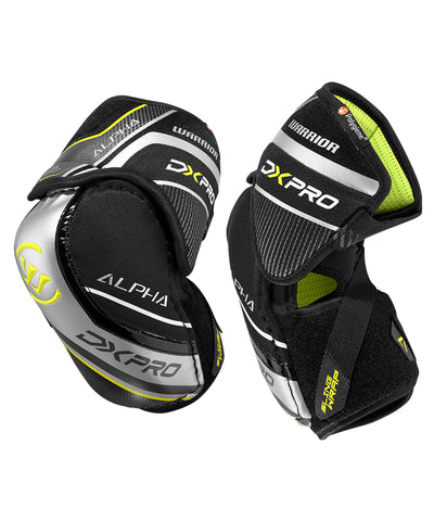 WARRIOR ALPHA DX PRO JR ELBOW PADS