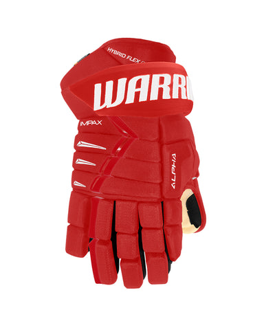WARRIOR ALPHA DX PRO JR HOCKEY GLOVES