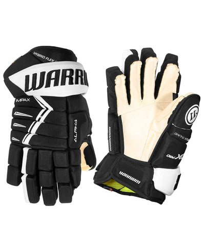 WARRIOR ALPHA DX PRO SR HOCKEY GLOVES