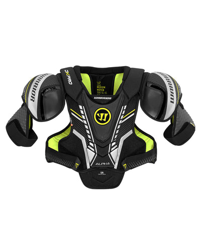 WARRIOR ALPHA DX PRO SR SHOULDER PADS