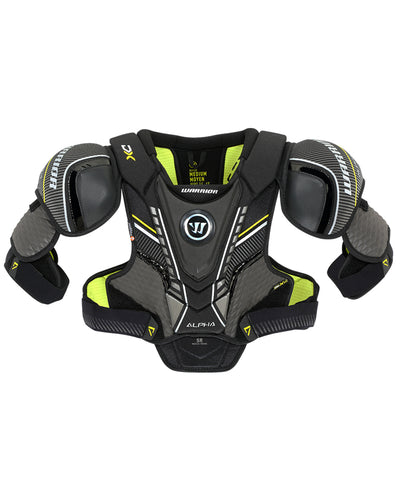 WARRIOR ALPHA DX JR SHOULDER PADS
