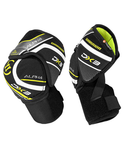 WARRIOR ALPHA DX3 JR ELBOW PADS