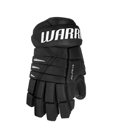 WARRIOR ALPHA DX3 YTH HOCKEY GLOVES