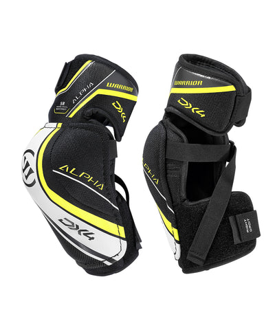 WARRIOR ALPHA DX4 SR ELBOW PADS