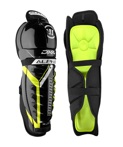 WARRIOR ALPHA DX4 SR SHIN GUARDS