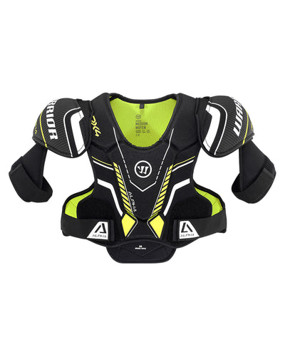 WARRIOR ALPHA DX4 SR SHOULDER PADS