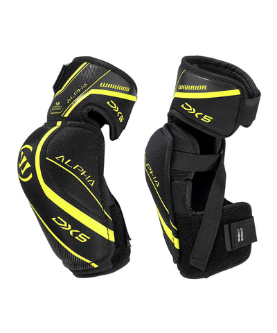 WARRIOR ALPHA DX5 SR ELBOW PADS