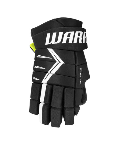 WARRIOR ALPHA DX5 SR HOCKEY GLOVES