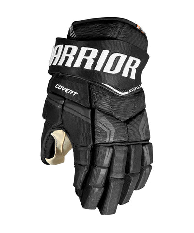 WARRIOR COVERT QRE PRO JR HOCKEY GLOVES