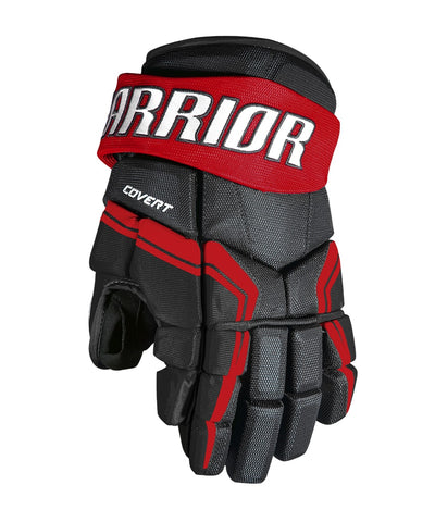 WARRIOR COVERT QRE 3 SENIOR HOCKEY GLOVES