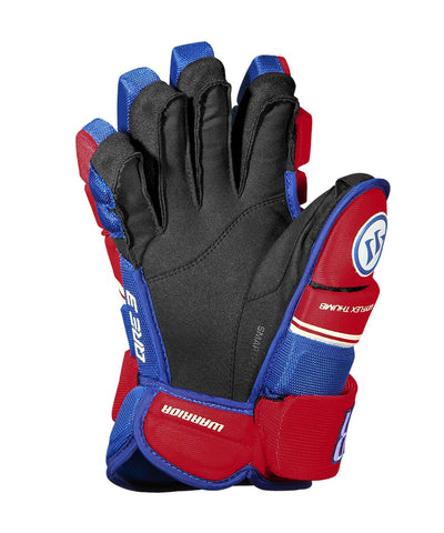 WARRIOR COVERT QRE 3 SR HOCKEY GLOVES