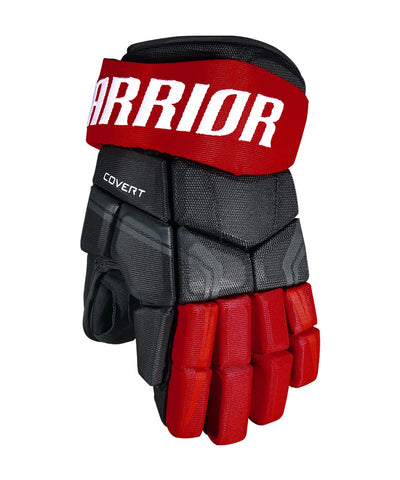 WARRIOR COVERT QRE 4 JR HOCKEY GLOVES