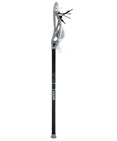 WARRIOR EVO MINI LACROSSE STICK - BLACK