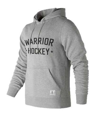 WARRIOR MEN'S STREET HOODIE - GREY
