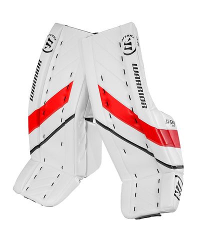 WARRIOR RITUAL G4 INT GOALIE PADS