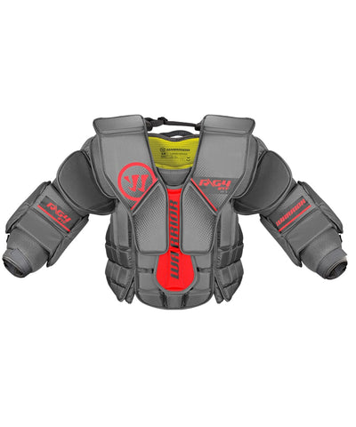 WARRIOR RITUAL G4 INT GOALIE CHEST PROTECTOR