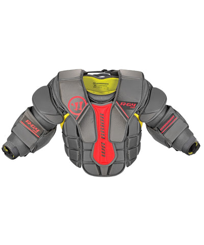 WARRIOR RITUAL G4 JR GOALIE CHEST PROTECTOR