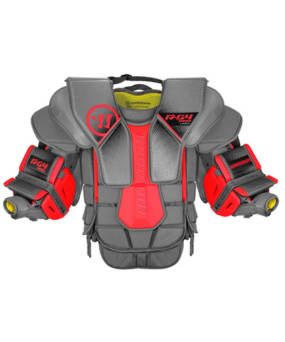 WARRIOR RITUAL G4 PRO SR GOALIE CHEST PROTECTOR