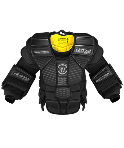 WARRIOR RITUAL GT2 PRO SR GOALIE CHEST PROTECTOR