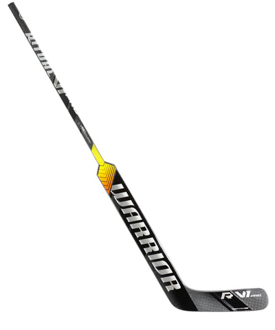 WARRIOR RITUAL V1 PRO SR GOALIE STICK - SILVER/BLACK