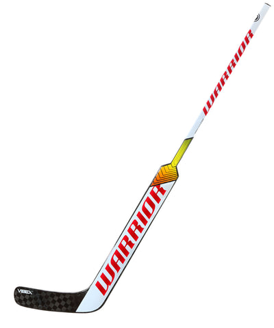 WARRIOR RITUAL V1 PRO+ SR GOALIE STICK - BLACK/WHITE/RED