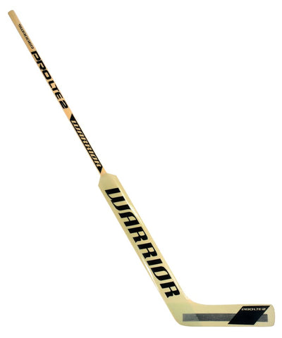 WARRIOR SWAGGER PRO LTE 2 INT GOALIE STICK - NATURAL/BLACK