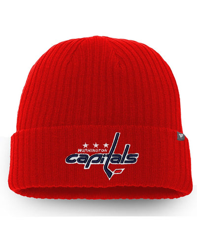 FANATICS WASHINGTON CAPITALS CORE KNIT TOQUE