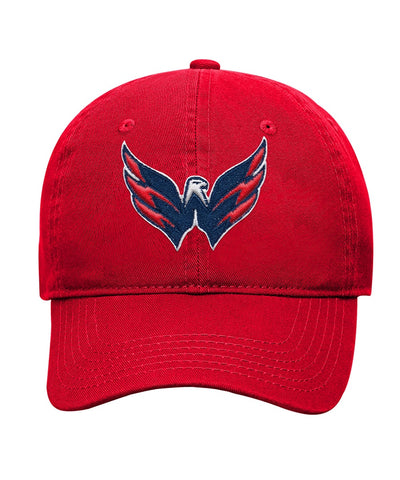 WASHINGTON CAPITALS KID'S PRIMARY LOGO CAP