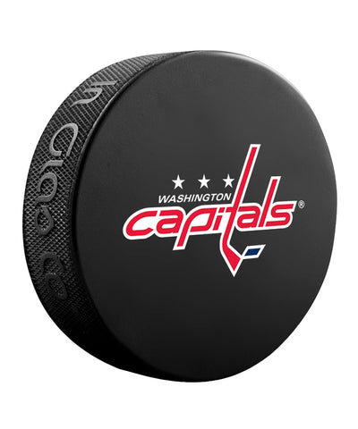 WASHINGTON CAPITALS NHL HOCKEY PUCK