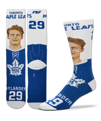 WILLIAM NYLANDER TORONTO MAPLE LEAFS NHL MUGS SOCKS