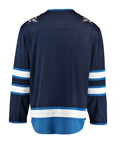 FANATICS WINNIPEG JETS MENS HOME BREAKAWAY JERSEY