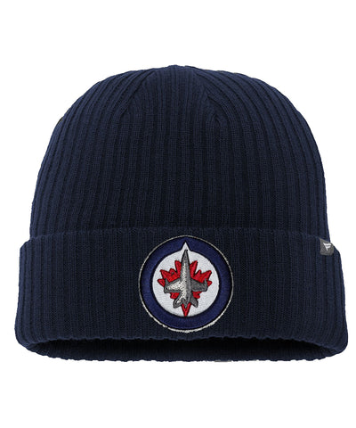 FANATICS WINNIPEG JETS CORE KNIT TOQUE