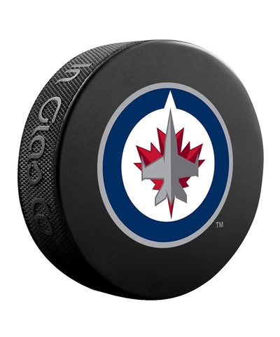 WINNIPEG JETS NHL HOCKEY PUCK