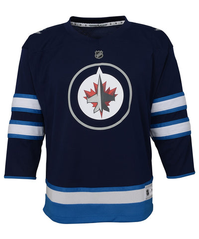 WINNIPEG JETS YOUTH REPLICA JERSEY