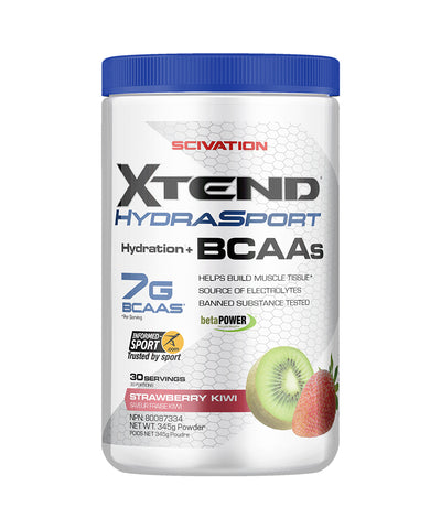 XTEND HYDRASPORT BCAA STRAWBERRY KIWI - 345g