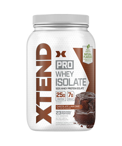 XTEND PRO WHEY ISOLATE CHOCOLATE LAVA CAKE - 826g