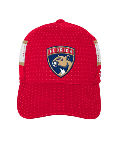 ADIDAS FLORIDA PANTHERS 2017 STRUCTURED FLEX MEN'S DRAFT HAT