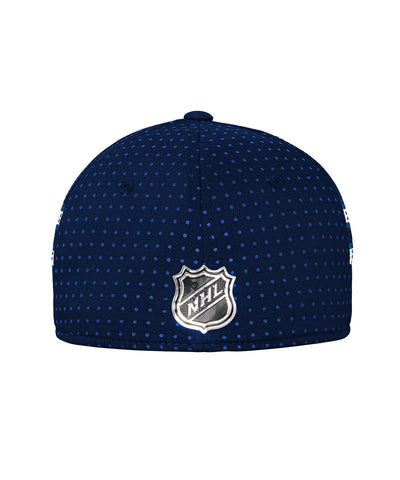 ADIDAS WINNIPEG JETS 2017 STRUCTURED FLEX MEN'S DRAFT HAT