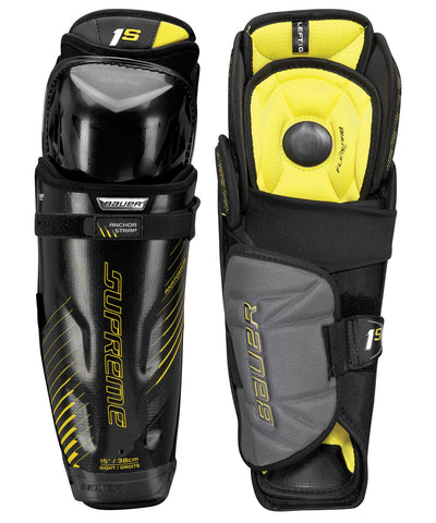 BAUER SUPREME 1S SENIOR SHIN GUARDS
